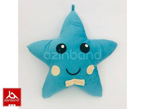 بالش فانتزی ستاره آبی
