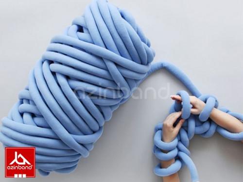 کاموا غول پیکر ۵۰ متری - رنگ آبی