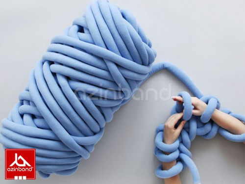 کاموا غول پیکر 100 متری - رنگ آبی