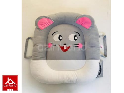 تشکچه فانتزی نوزاد طرح موش