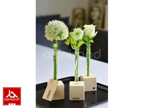 گلدان تک شاخه ای